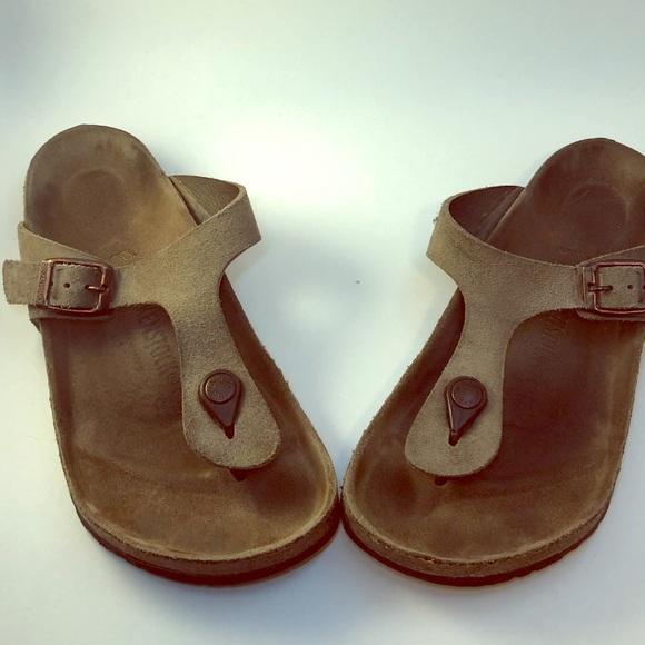 79a155cd9ec Birkenstock Shoes - Birkenstock Gizeh sandal